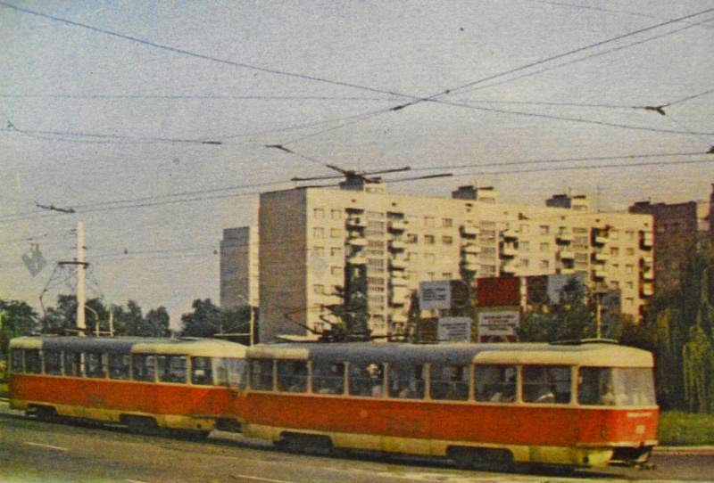 Трамвай-на-Стачки