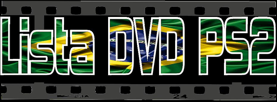 Lista DVD PS2