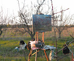 Plein Air Painting for the Outdoor Enthusiast: Spring, 2013