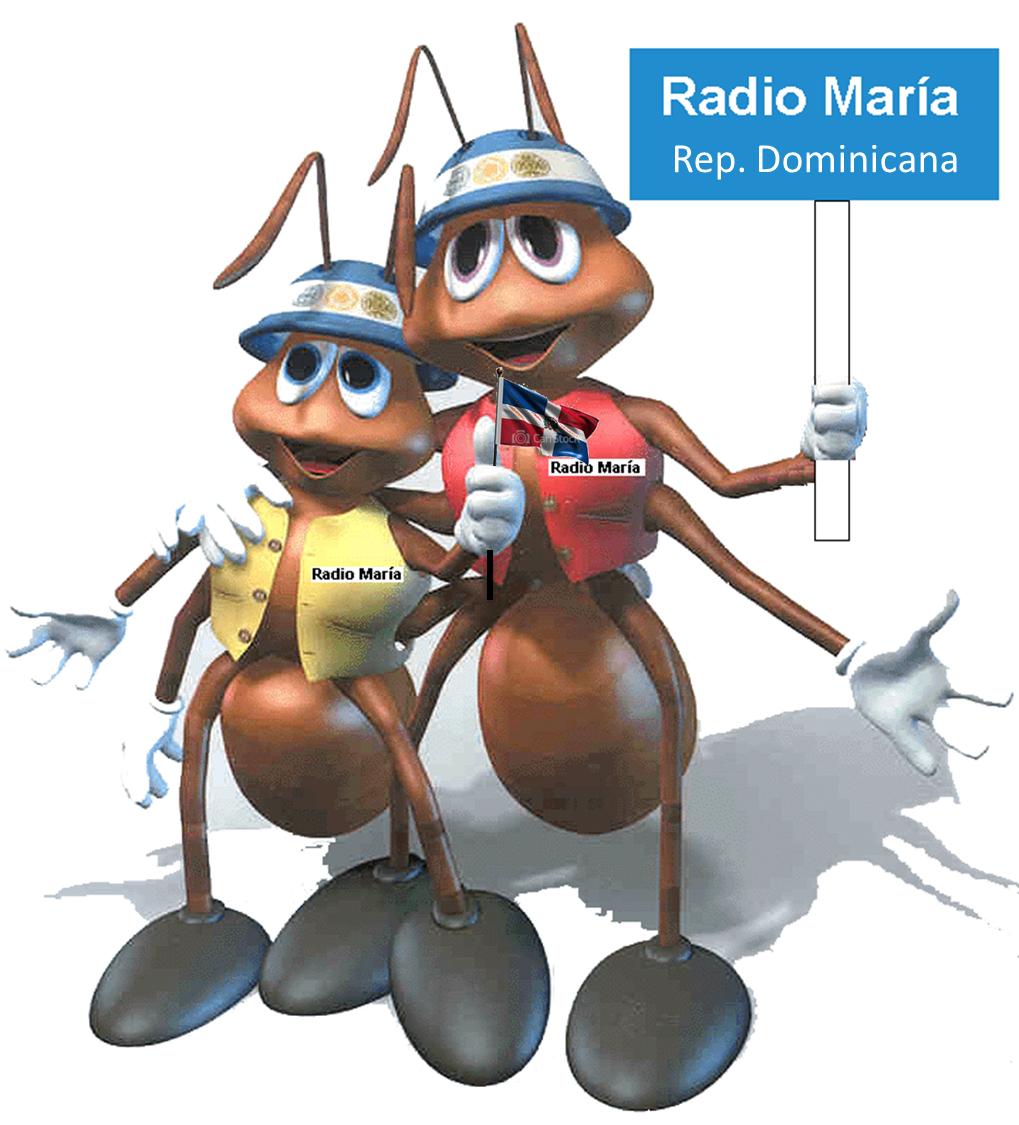 radio maria de la altagracia 1240 am hormiguitas de rm