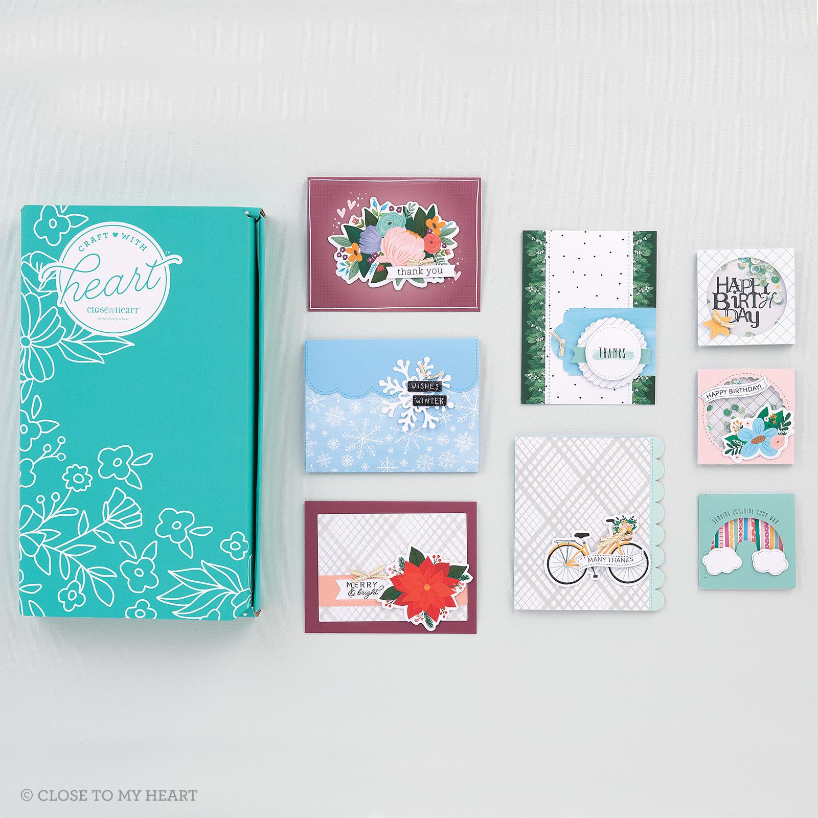 Card Making Subscripion