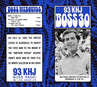 KHJ Boss 30 No. 204 - Sam Riddle
