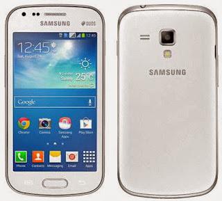 Samsung Galaxy S Duos 2 smarpthon black white