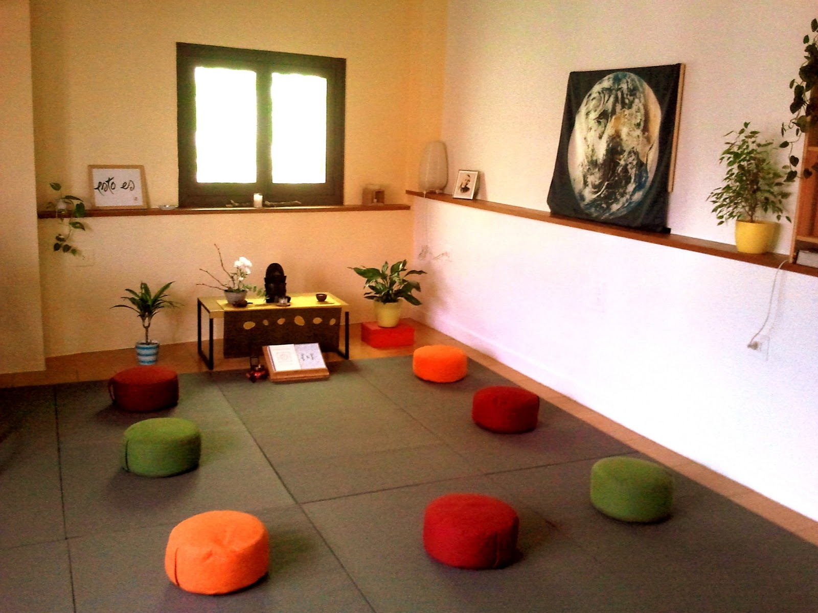 Reconecta espacio de silencio terraza zen - Espacio zen ...