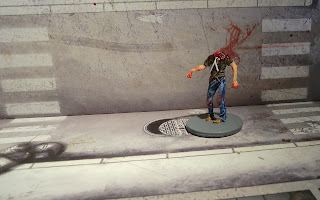 Zombicide Walker Zombie Painted