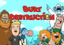 Download Android Game Burt Destruction for Android 2013 Full Version