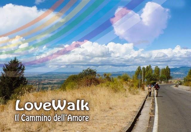 LoveWalk - Il progetto