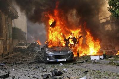 la proxima guerra atentado coche bomba libano wissam al hassan siria hezbola