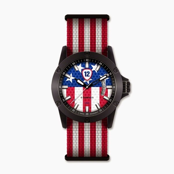Team USA 39 mm Watch