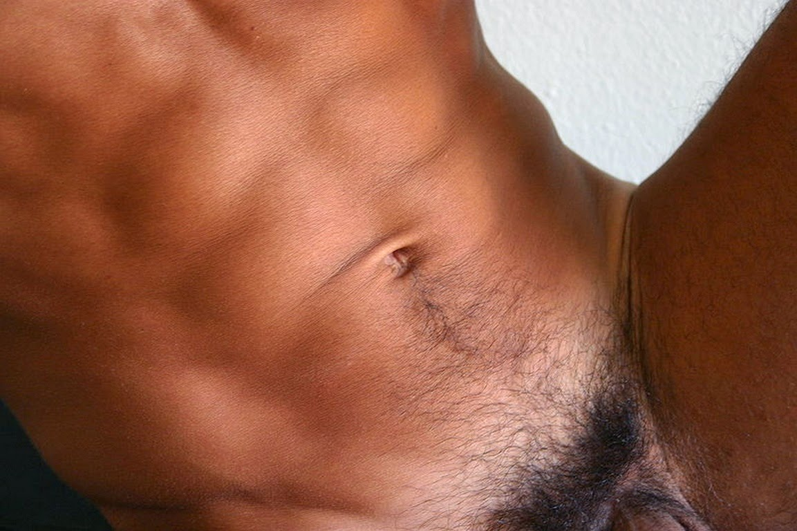 Bulge Naked Jock Pubic Hair