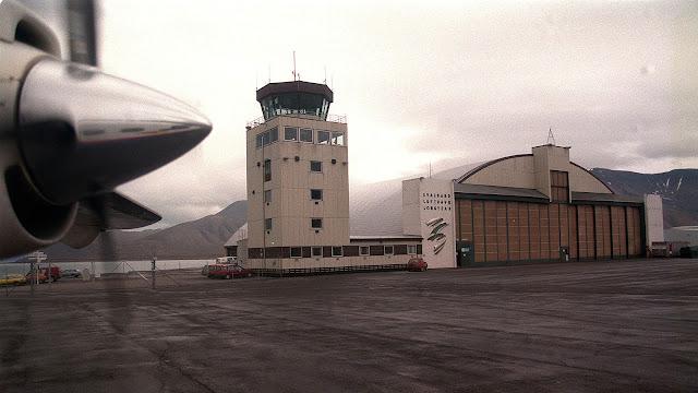 Aeropuertos peligrosos: Svalbard