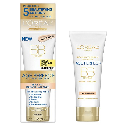 best loreal cream for mature skin