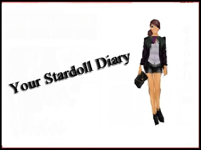 Your Stardoll Diary (YSD)