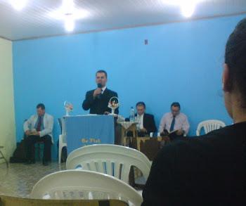 Assembléia de Deus em Porto Alegre/RS Cong. Barreto