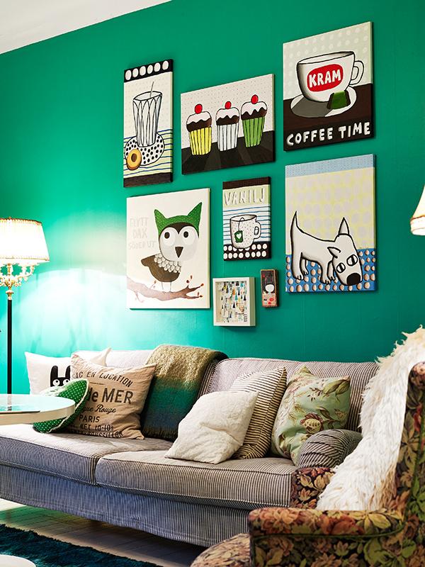 decoracao de interiores paredes pintadas:BLOG DE DECORAÇÃO-PUXE A CADEIRA E SENTE! : Decoração Linda de
