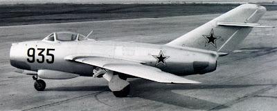 МиГ-15СУ фото