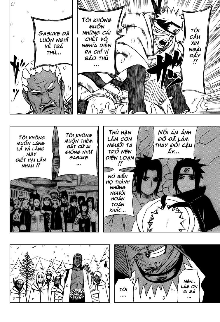 Naruto chap 457 Trang 11 - Mangak.info