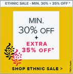 Fashionara: Get Extra 35% off on Rs.1799 || Get Extra 21% off on Rs.999