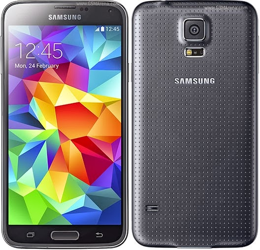 samsung galaxy S5 with 5.1 inch -1080p HD