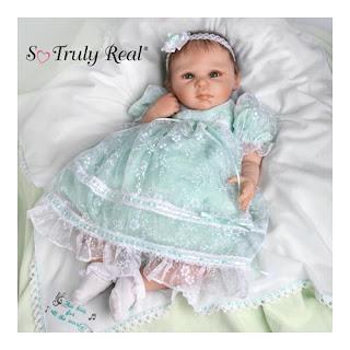 So Truly Real Lifelike Religious Baby Doll Joy By Ashton