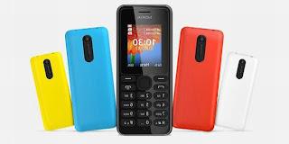 Nokia 108 and Nokia 108 Dual