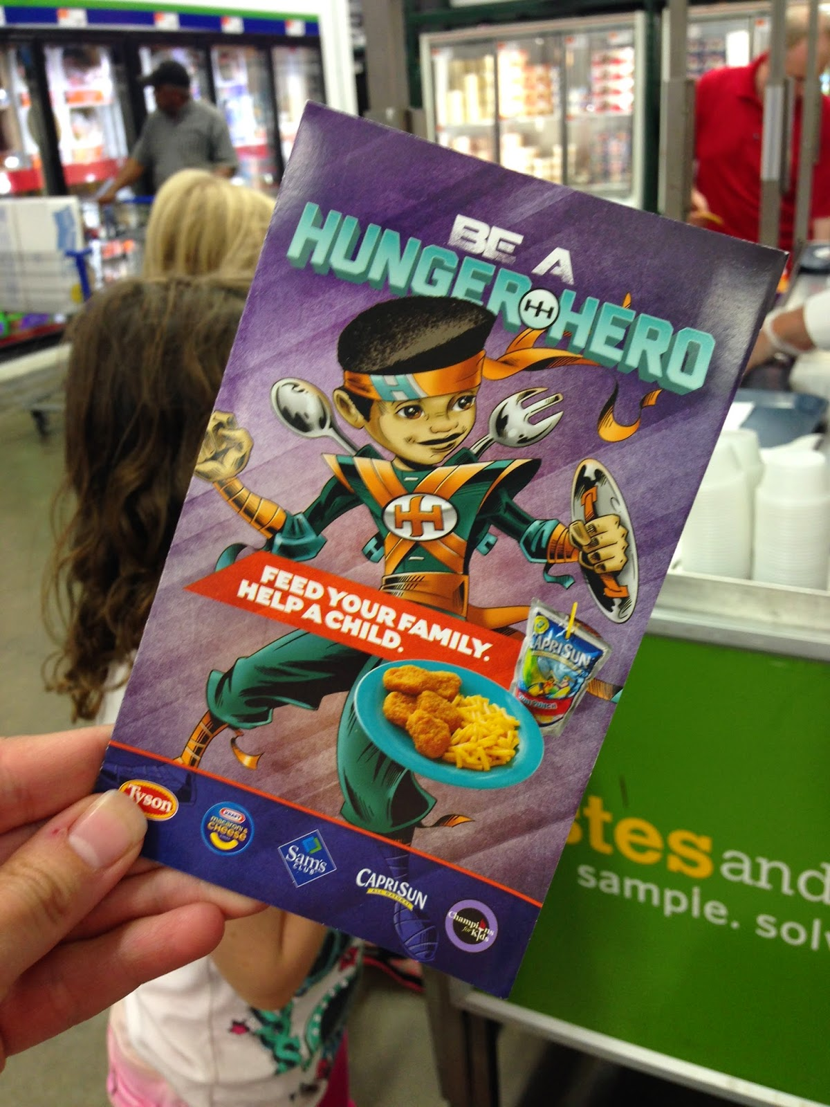 Be a Hunger Hero this August! During the month of August, when shoppers purchase Tyson® Fully-Cooked Chicken Nuggets 5 lb. bag, a KRAFT Macaroni & Cheese Dinner 7.25 oz. 12-pack, and/or a Capri-Sun 6 oz. 40-pack, then Tyson and KRAFT will help feed a child in need. #HungerHeroes #ad #cbias