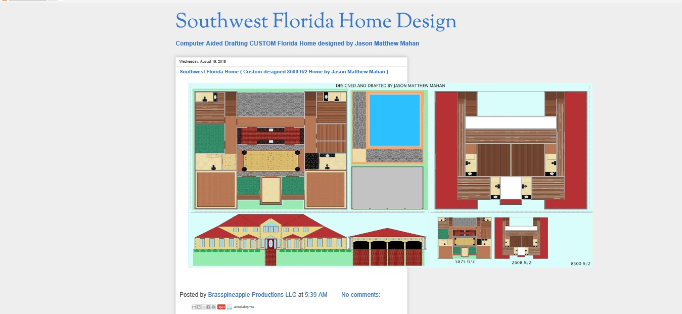 SWFL HOME PROJECT