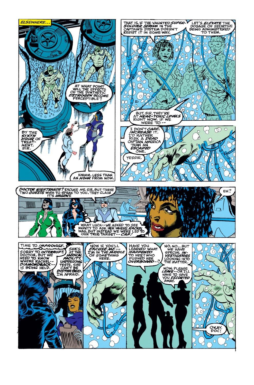 Captain America (1968) Issue #391 #324 - English 10