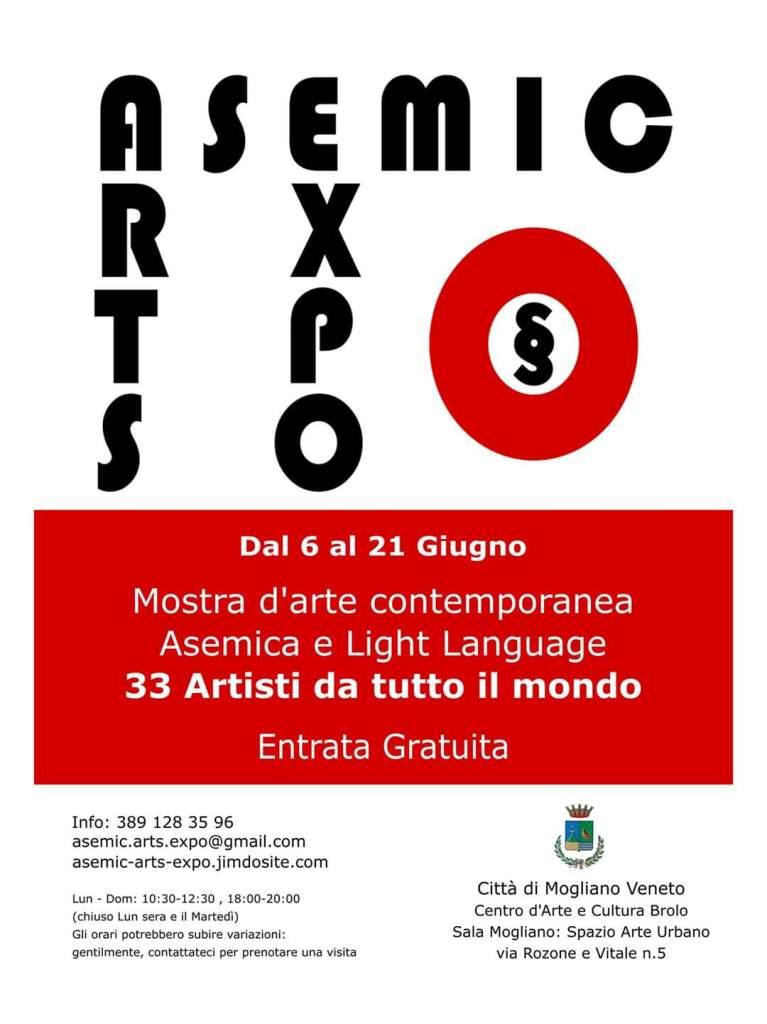 Asemic Expo 06/6 Italy