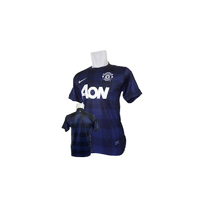 foto jersey man united away tandang 2014 wallpaper Foto Detail Jersey Manchester United Musim 2013 2014