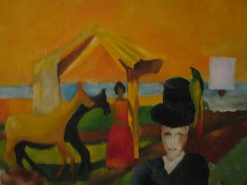 Un amigo de Gauguin
