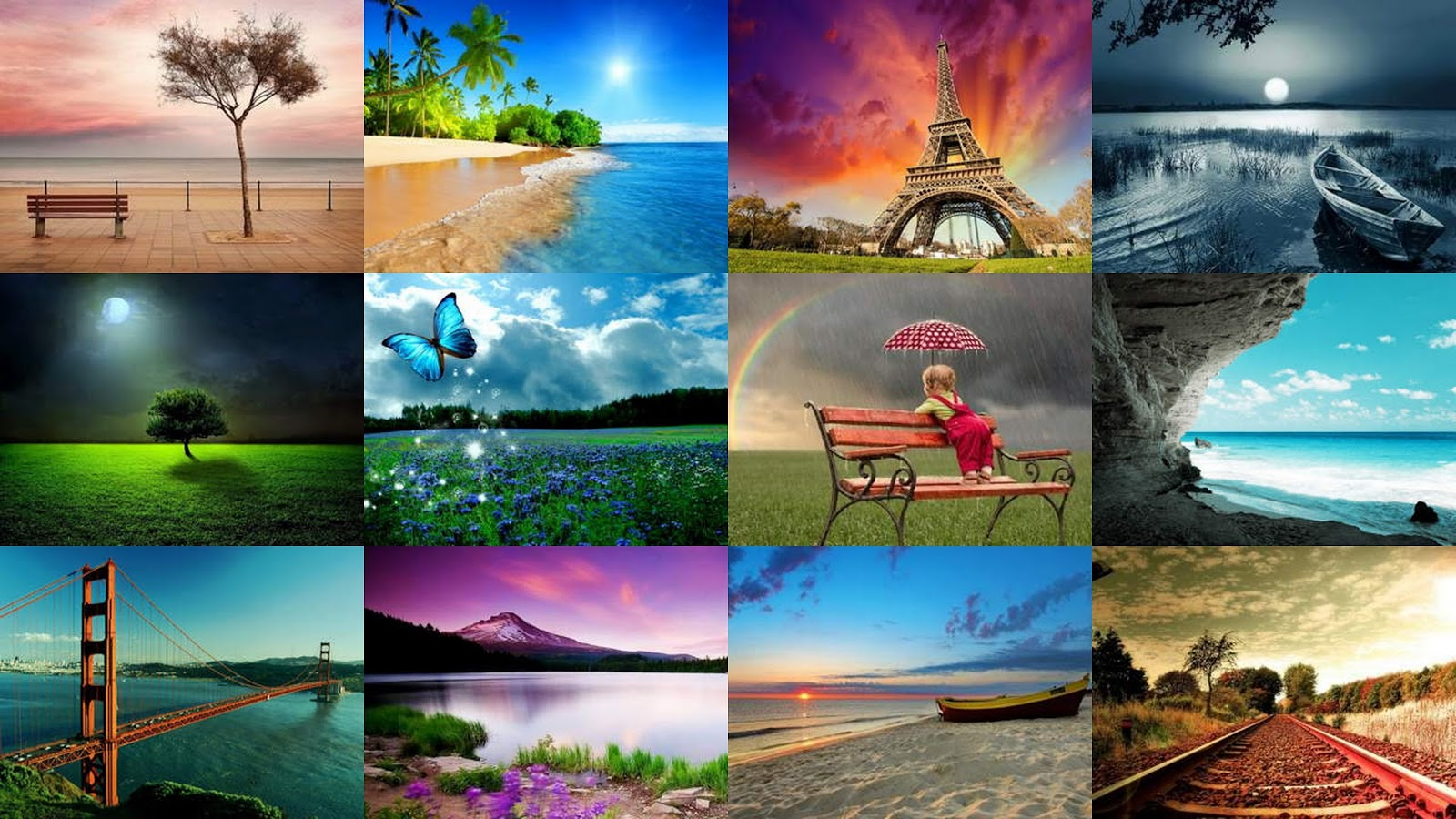 desktop background pack wallpapers hd nature download