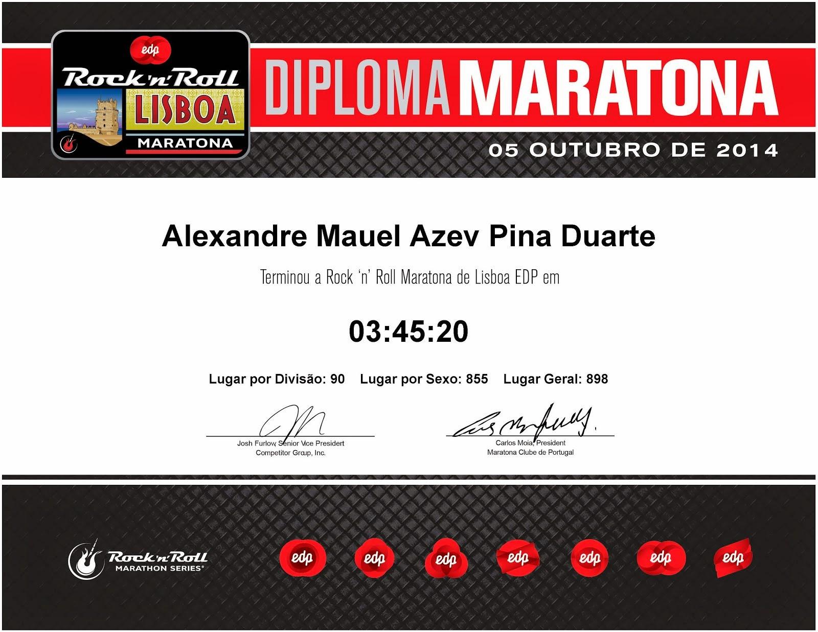 Maratona 2014