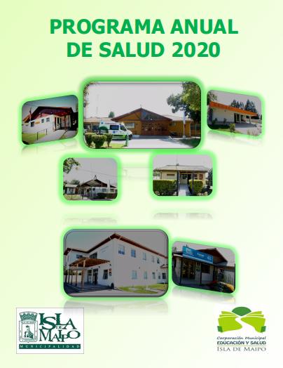 Plan de Salud 2020
