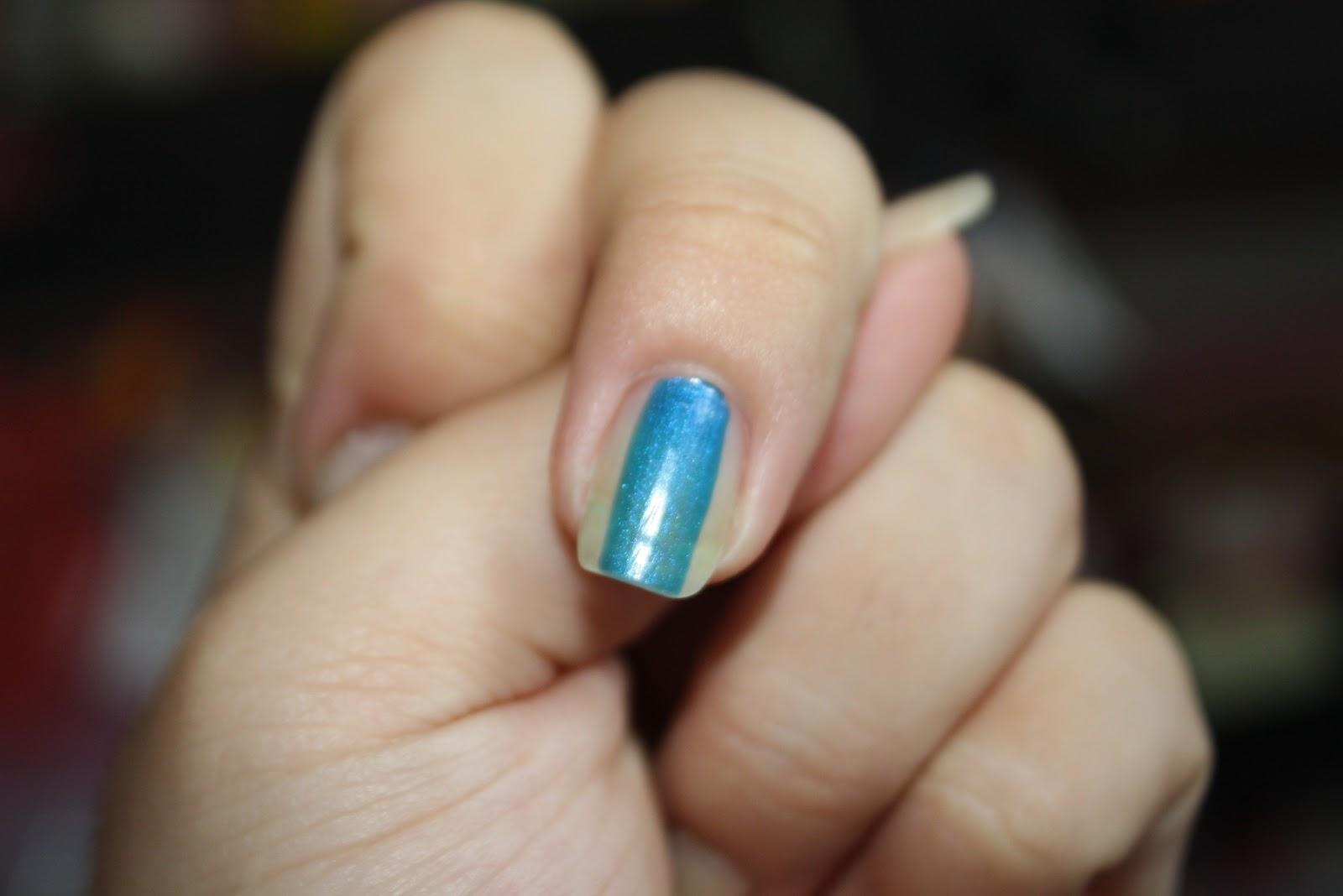 Inked Nails: Cheap Nail Polish that Works!
