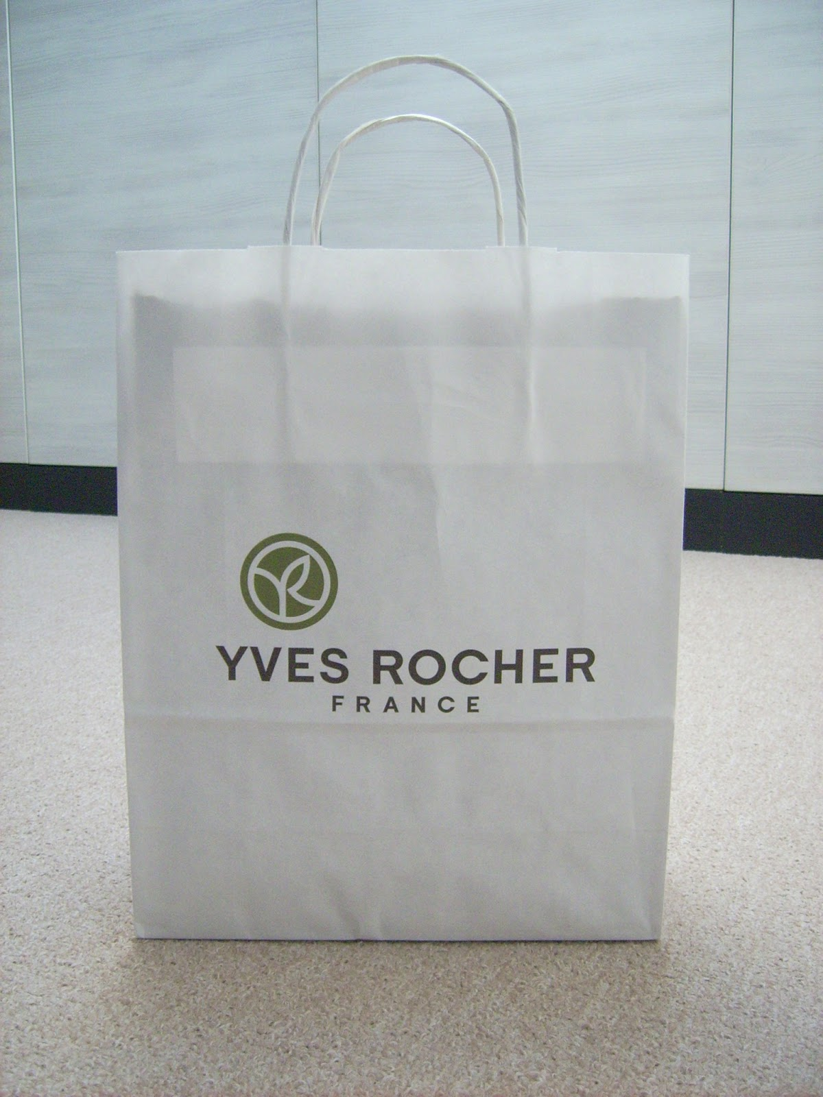 yves rocher haul