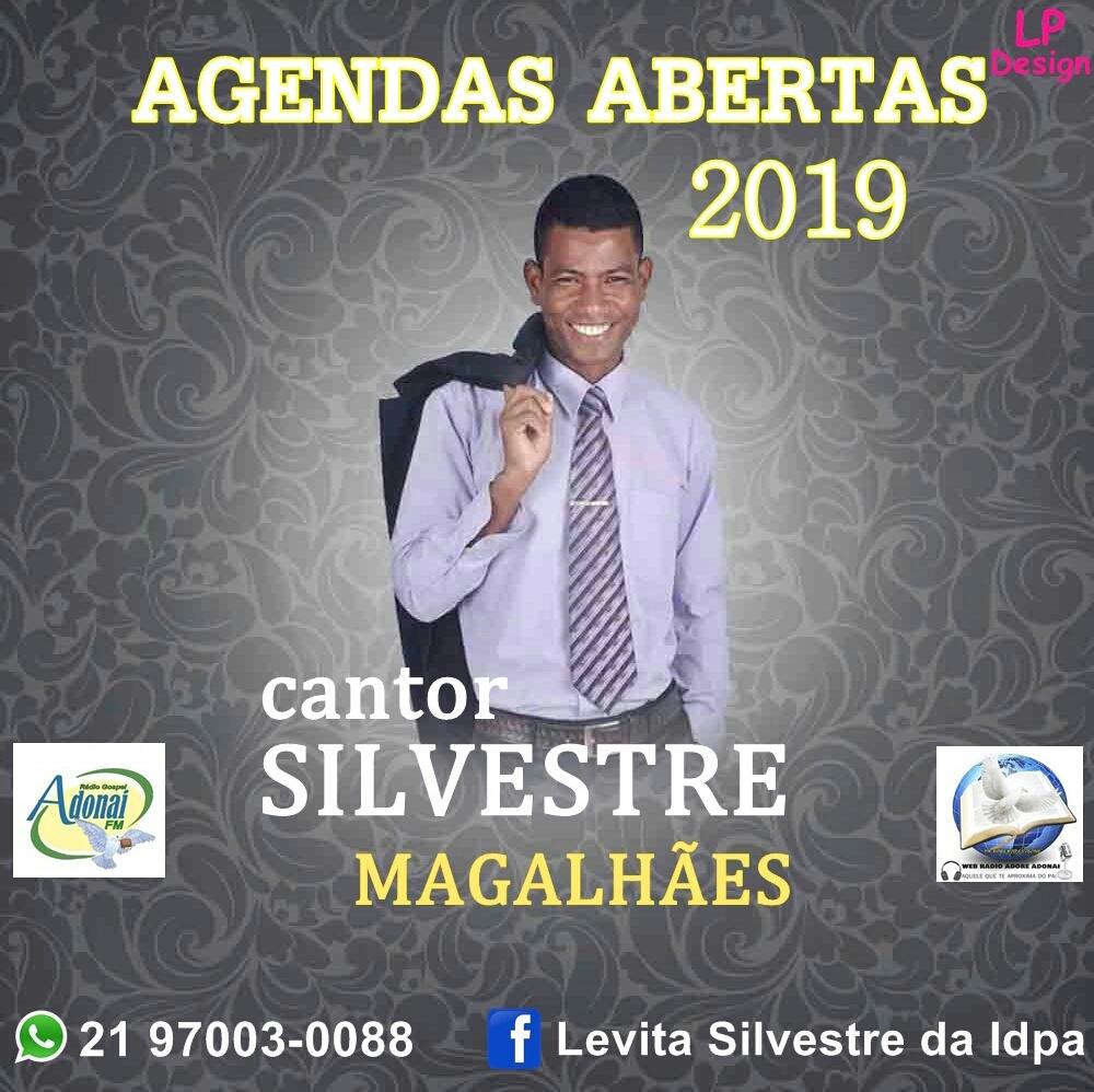 Cantor Silvestre Magalhães
