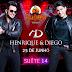 Henrique & Diego lançam novo CD e DVD no Villa Country