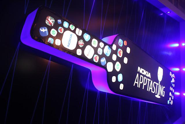 Reviewing #Nokiaapptasting Indiblogger meet- ITC Gardenia, Bangalore