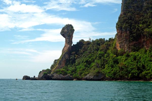 vé máy bay đi Thái Lan Krabi