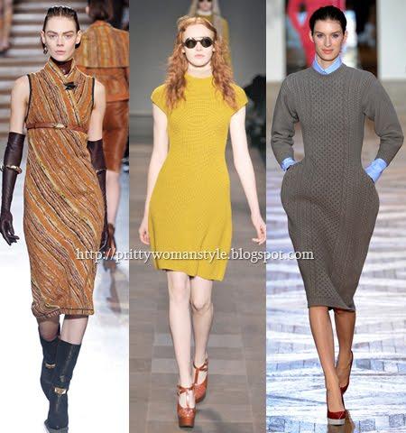 Плетени рокли 2013