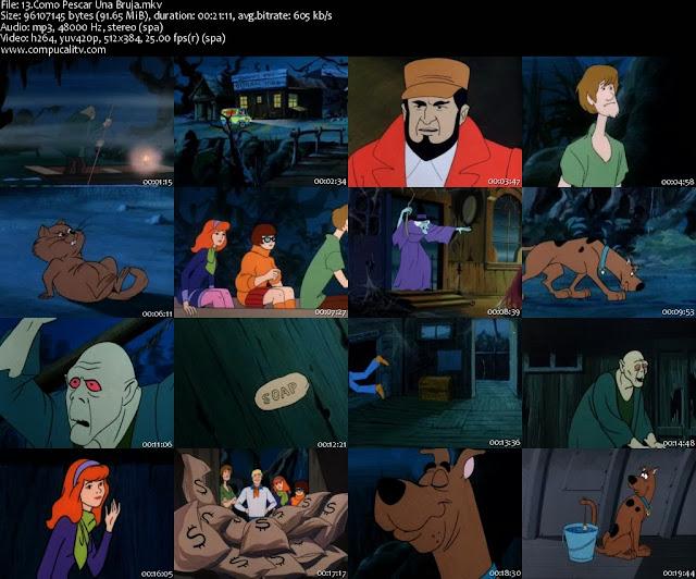 Scooby Doo Donde Estas Español Latino Serie