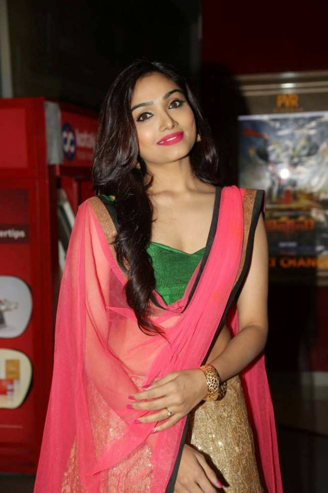 Aishwarya Devan Latest Hot Photos