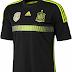 Adidas divulga camisa reserva da Espanha para a Copa do Mundo