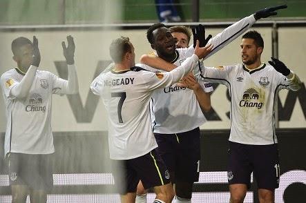 Lukaku Antar Everton Kebabak 23 Liga Europa UEFA 2014
