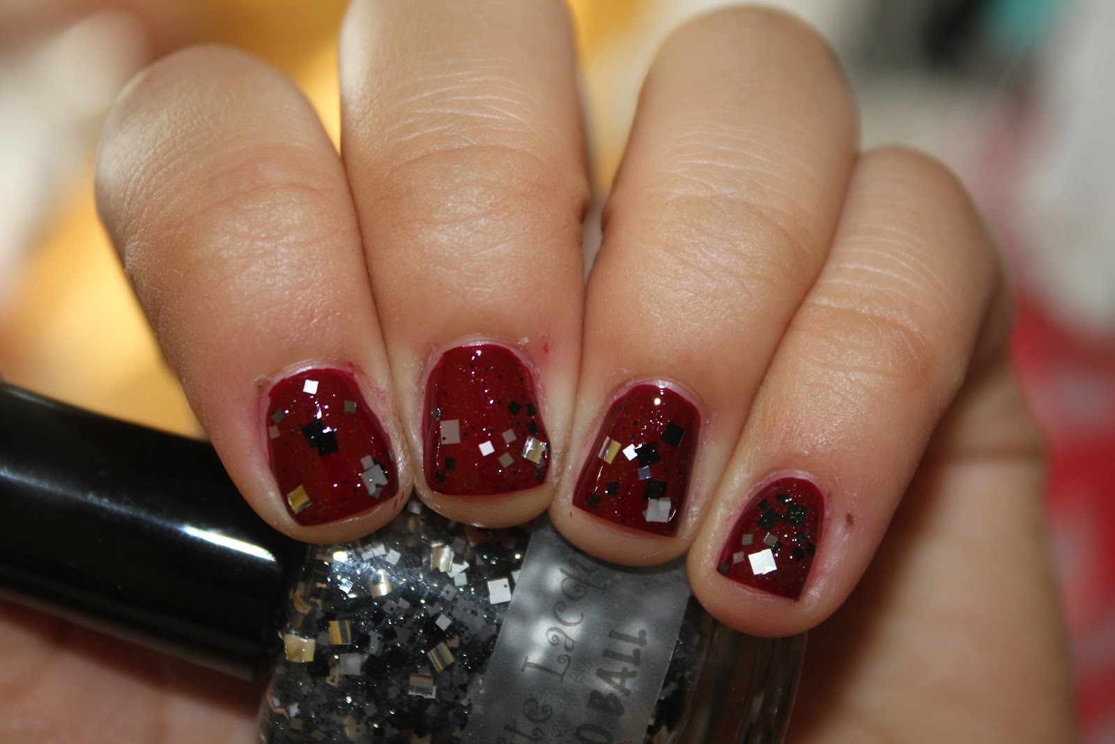 Essie + Essie® Nail Polish in Berry Naughty - refinery29.com