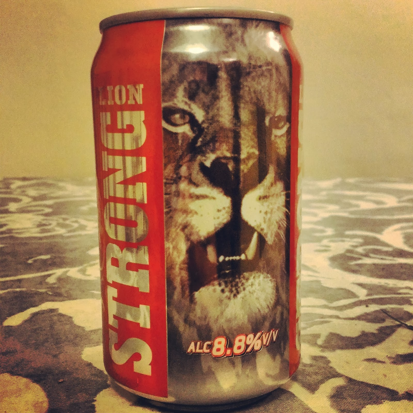 Strong Beer Brands Beer 202 Lion Strong