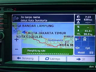 foto Perjalanan Tangerang-Solo