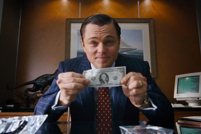 Wolf of wall street money stupid