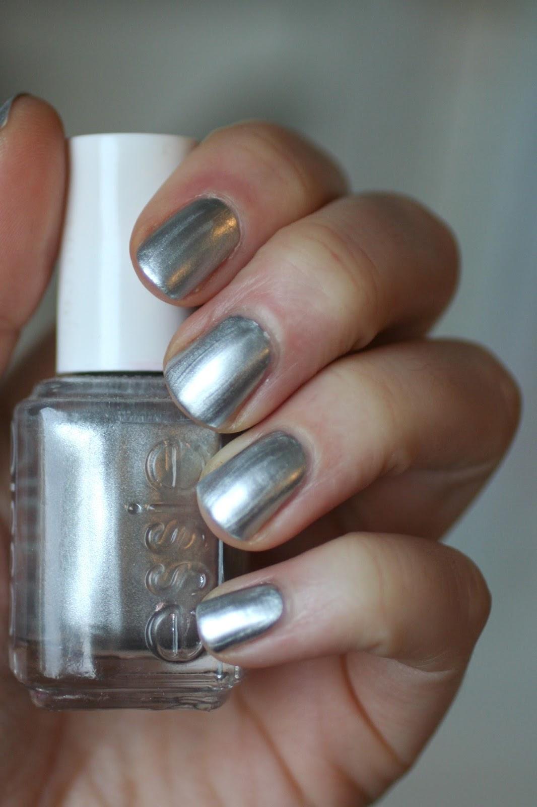 Essie Mirror Metallics Collection : Penny Talk, Good As Gold, No ...